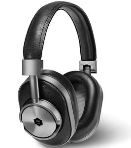 The Maximum Comfort Lambskin Neodymium Headphones (Wireless)