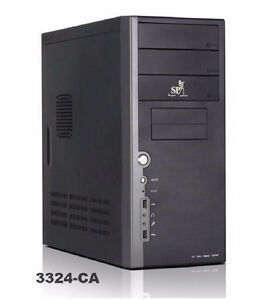 Custom Built PC - AMD Athlon 11 x 4 - 645 / 4GB RAM / 1TB / Win7