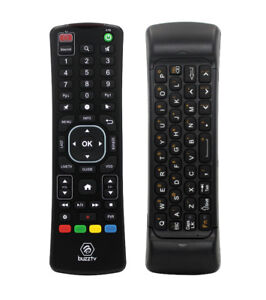 BuzzTV ARQ-100 Wireless Air Mouse Keyboard Remote Buzz TV box