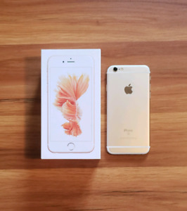 Iphone 6s, 64gb, gold, Rogers