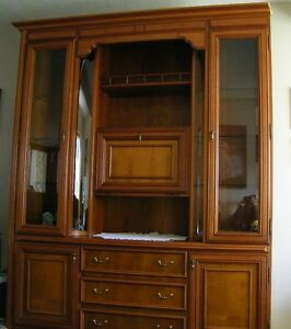 China Cabinet - good condition