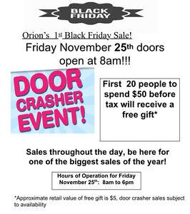 ORION ELECTRONICS in Kitchener Black Friday Sale starts at 8am!! Kitchener / Waterloo Kitchener Area image 2