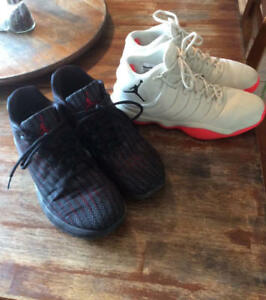 Jordan Superfly 2017 basketball shoes and Jordan B.Fly 9.5/10.5