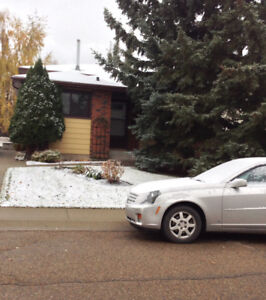 Short Term (3 Month) Lease- Furnished House for Rent in NE Edm