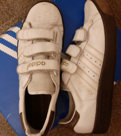 Adidas Forest Hills Rare Trainers Size 8