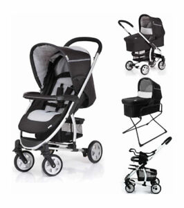 New Hauck Malibu All in One Stroller Set $250