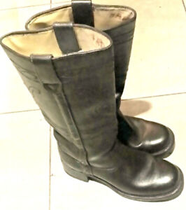 Vintage Canadian Made Women's Frye Type Boots Brown Size 8