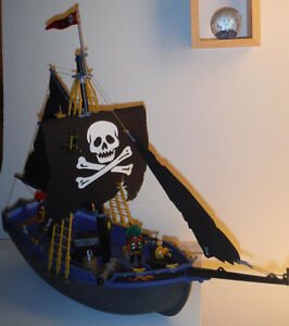 Playmobil Bâteau Pirate