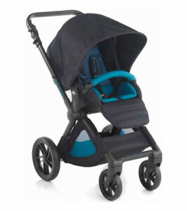 Jane MUMM Single Stroller TEAL and Black!