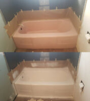 Reglazing Bathtubs Countertops Kitchen Cabinets Tiles Showers