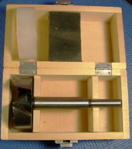 HIGH QUALITY STEEL SAW-TOOTHED FORSTNER BIT 3 INCH SHARP