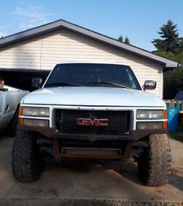94 Yukon 350 5 speed manual