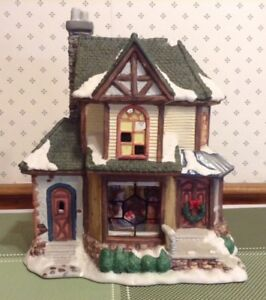 Christmas Village House