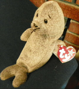 TY  ORIGINAL BEANIE BABIES  WITH TAGS - SOME RARE