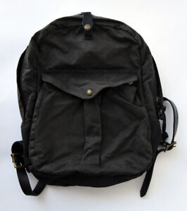 Filson Journeyman Backpack (Made in USA, RARE: Black version)