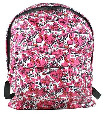 Hello Kitty Bag Pack (Brand New Pink Hello Kitty Eikoh Back Pack / School)