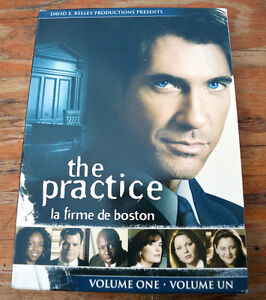 Série The Practice et Oeil du crime (Profiler)