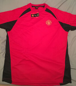 Manchester United Poly Panel Tee