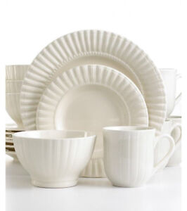 Thomson pottery 16 piece set for 4 people