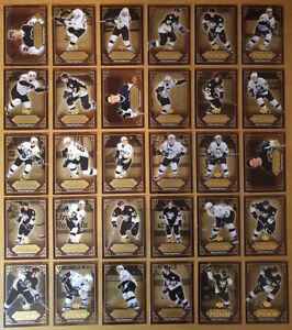 2005-06 SIDNEY CROSBY DIARY OF A PHENOM (COMPLETE SET)