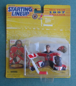 1997 STARTING LINEUP SLU NHL HOCKEY JOHN VANBIESBROUCK GOALIE