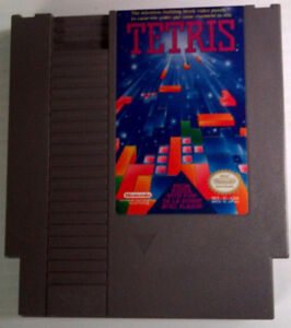 Nintendo Tetris and Dr Chaos