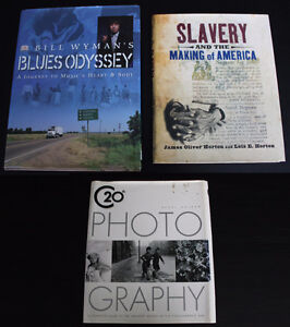 Blues, Slavery and Photography books West Island Greater Montréal image 1