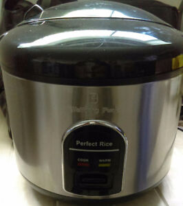 Wolfgang Puck Perfect Rice 7 cup rice cooker new $50 obo