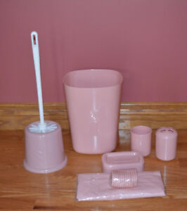 Shower Curtains & a Variety of Bathroom Accessories