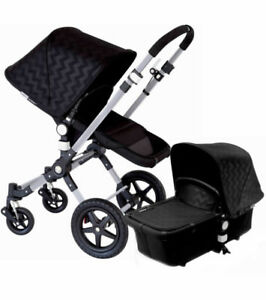 Bugaboo Cameleon3 (with extra sun canopy and seat liner)