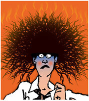 Burnt out? Frazzled? Under fire?