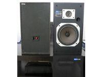 PIONEER CS-353 / 30 Watt Vintage Audio Speaker / Made in Japan