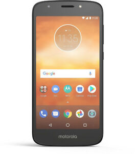 NEW Motorola Moto E5 Play Smartphone in Box