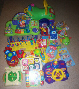 Baby and children's toys