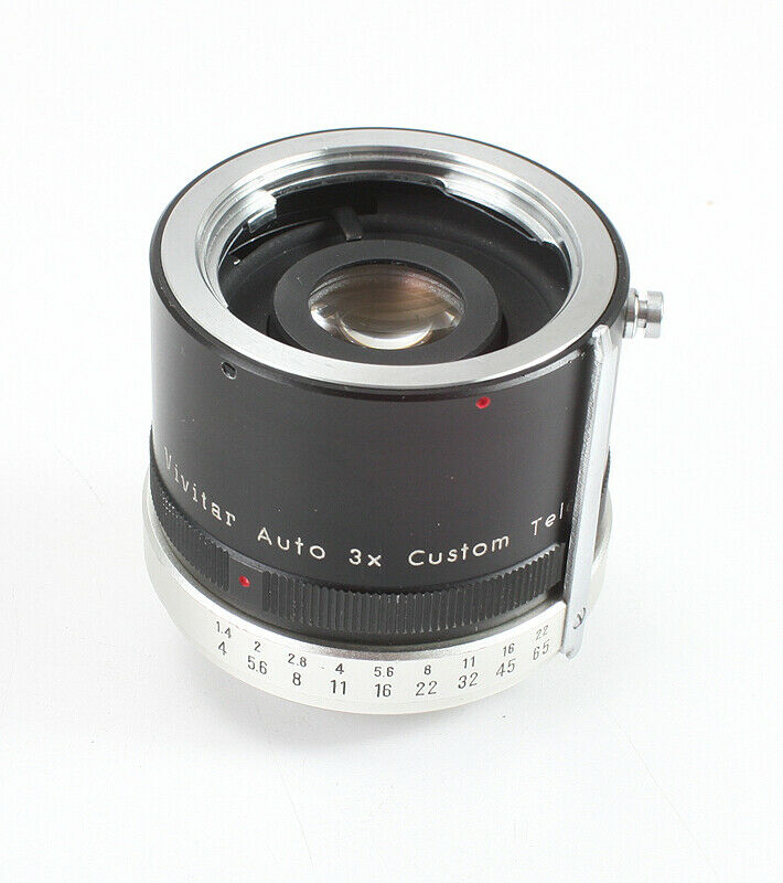 VIVITAR TELECONVERTER AUTO 3X FOR MINOLTA MC/195187