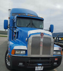 2006 T600 KENWORTH MUST SHELL