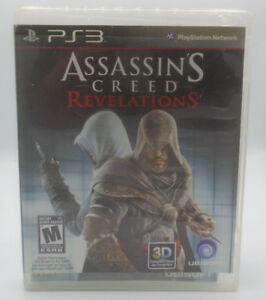 PS3 PLAYSTATION 3 ASSASSIN'S CREED REVELATIONS VIDEO GAME