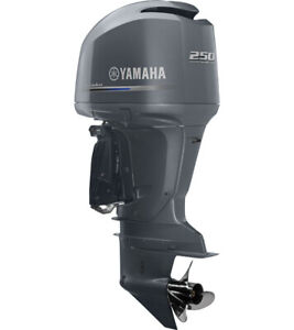 2013 outboard 250 Yamaha for sale