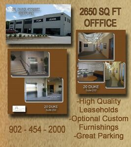 Bedford OFFICE SPACE- 2650SF