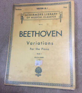 Collection of Piano Books