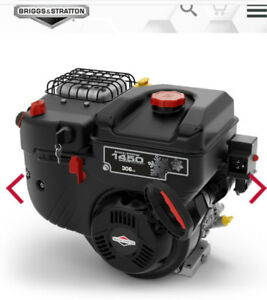 Parting out: Briggs & Stratton 1450  306cc snow series engine