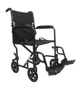 INVACARE  transport chair,  almost new condition, foldable