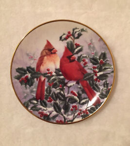 Christmas Decorative Plates