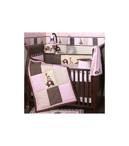 Lambs and ivy crib sheet set