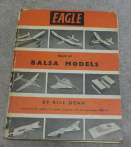 Eagle Book of Balsa Models