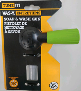 Tune it Soap & Wash Gun