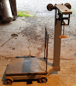 Kilo Tech industrial weight scale