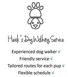 Experienced Dog Walker in LINDSAY - Flexible and Affordable