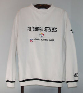 VINTAGE LOGO ATHLETIC PRO LINE PITTSBURGH STEELERS SWEATSHIRT XL
