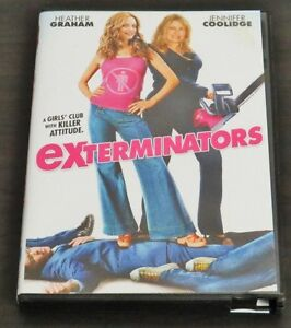 ExTerminators (DVD, 2010, Canadian)
